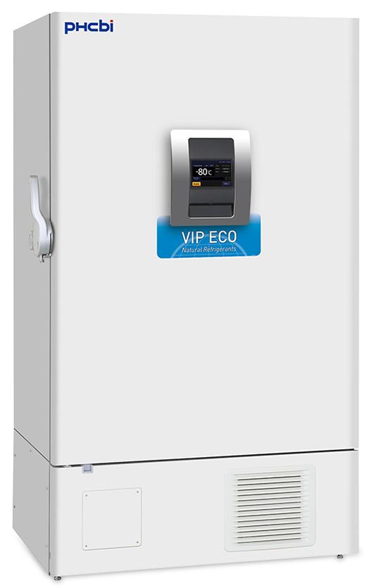 PHCbi VIP® ECO -86°C Ultra Low Temp Freezer (115V) | 29.8 Cu. Ft. (Capacity: 672 x 2″ Boxes)
