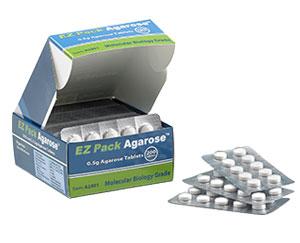 Agarose Electrophoresis Reagent Tablets
