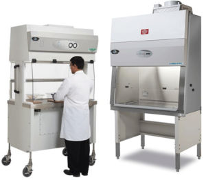 BioSafety Cabinets & Containment Enclosures