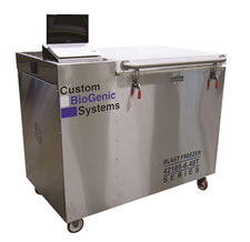 Controlled Rate Freezer Systems