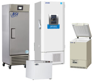 Freezers for Laboratory & Clinical Applications