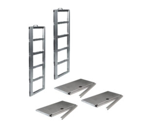 LN2 Freezer Platform Dividers, Canisters and Frames