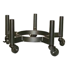 Liquid Nitrogen Dewar Roller Bases & Tipping Stands