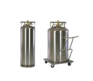Liquid Nitrogen (LN2) Supply Tanks