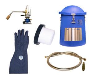 Liquid Nitrogen Storage Accessories & Apparel