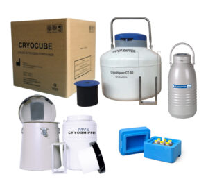 Liquid Nitrogen Transport & Storage