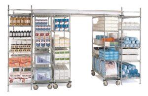 Metro High Density Storage