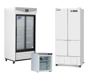 Refrigerators for Laboratory & Clinical Applications