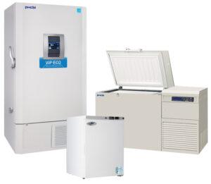 Ultra-Low Freezers (-40°C, -86°C, -150°C)