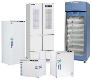 Vaccine Storage Refrigerators & Freezers