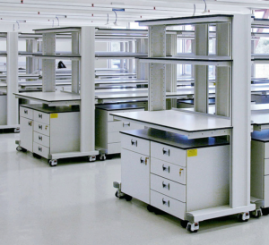 Laboratory Casework & Furniture Systems