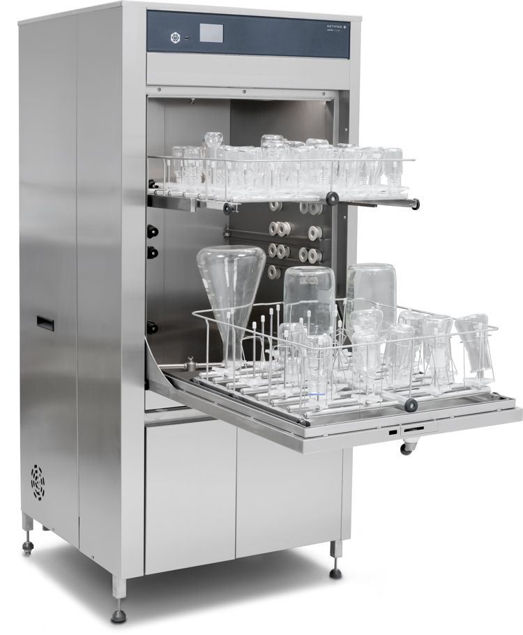 Lancer Freestanding 1400LXP Glassware Washer